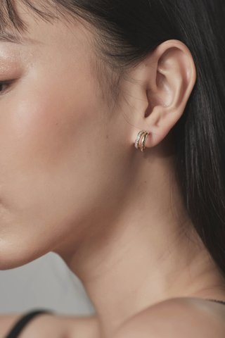 Ember Hoop Earrings