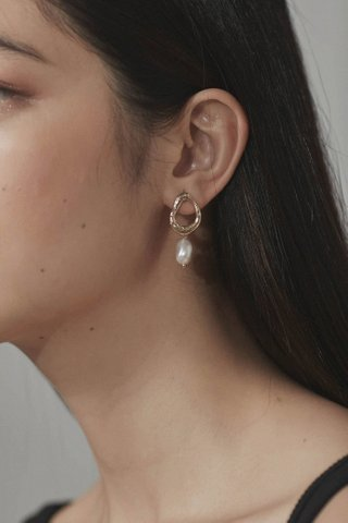 Edith Pearl Earrings