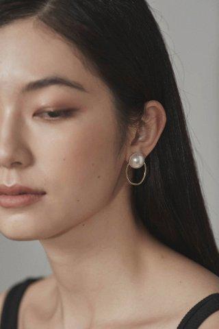 Polly Pearl Earrings