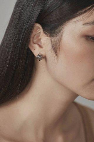 Erica Twist Ear Studs