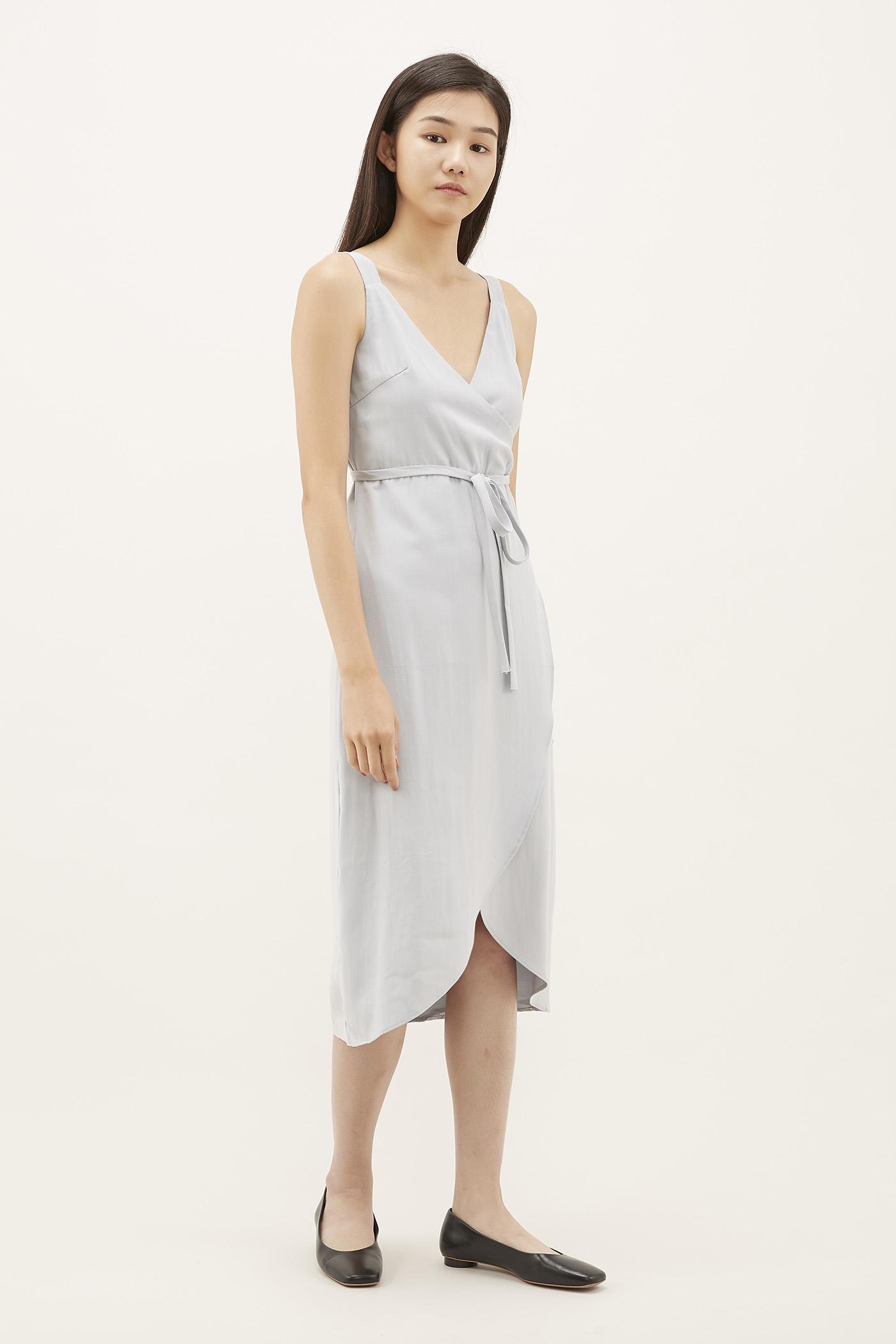 Teasha Wrap Dress