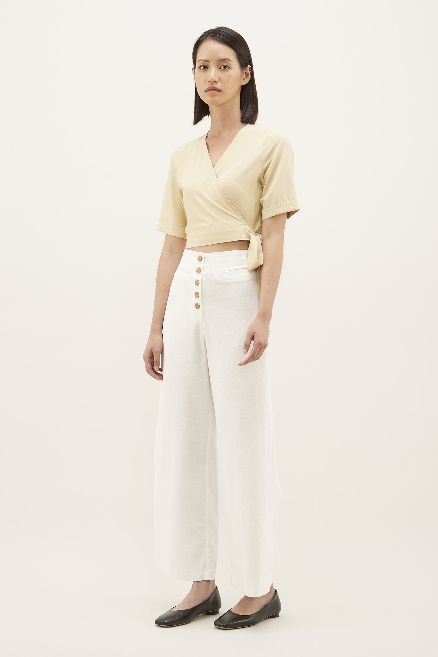 Katia Wide-leg Pants