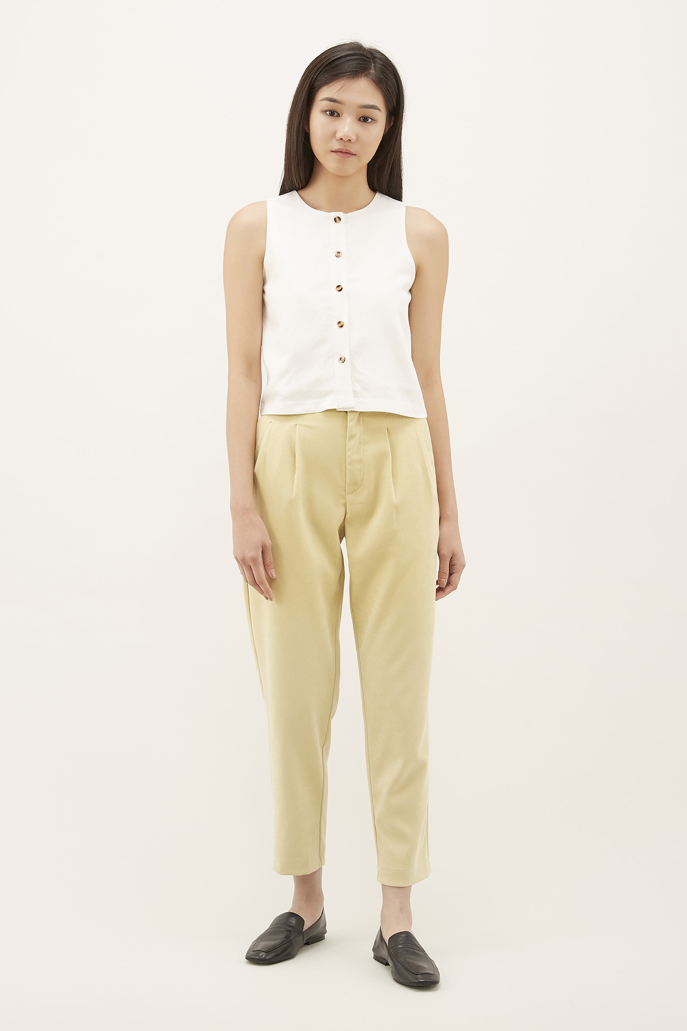 Toree Pleated Pants