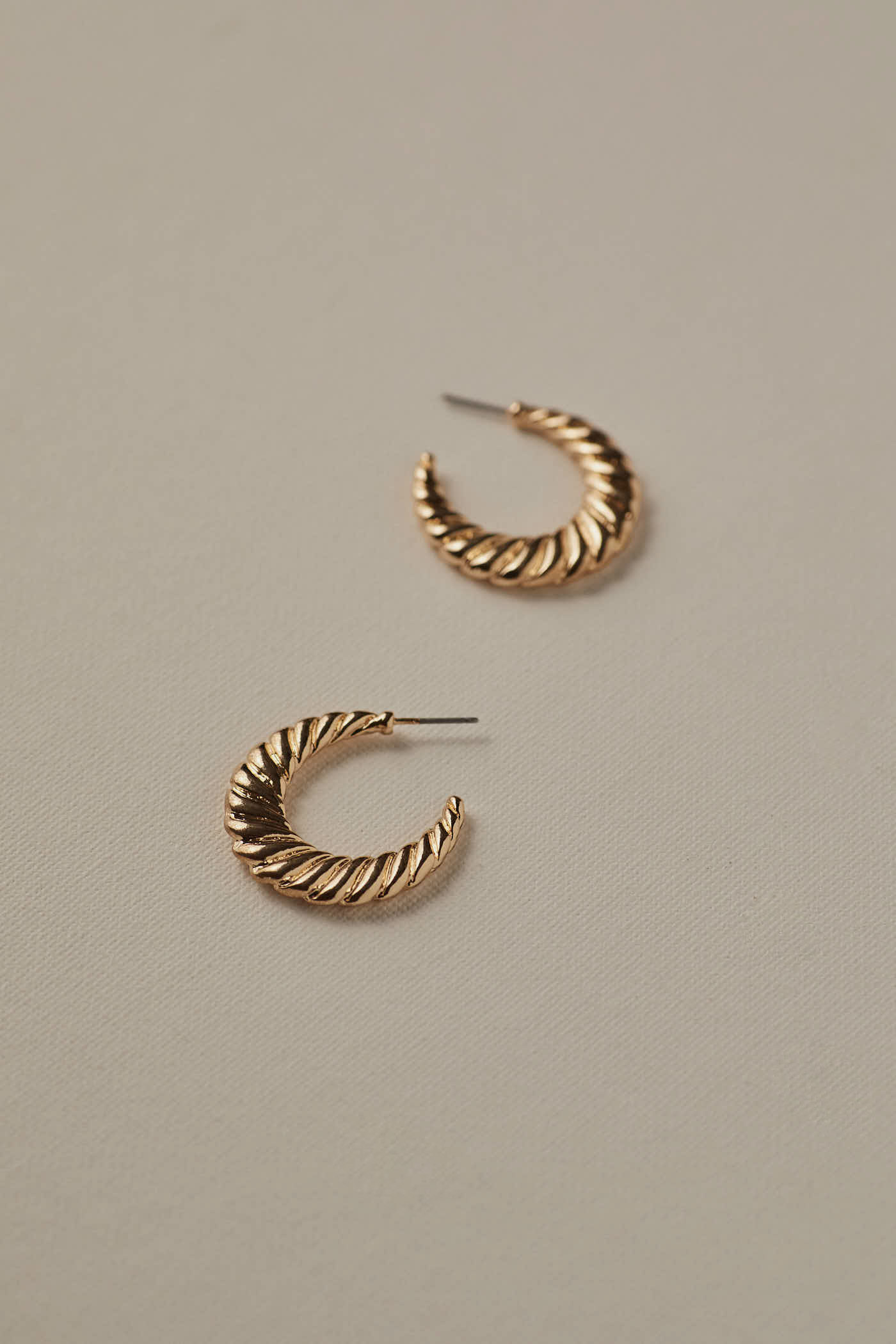 Morie Hoop Earrings