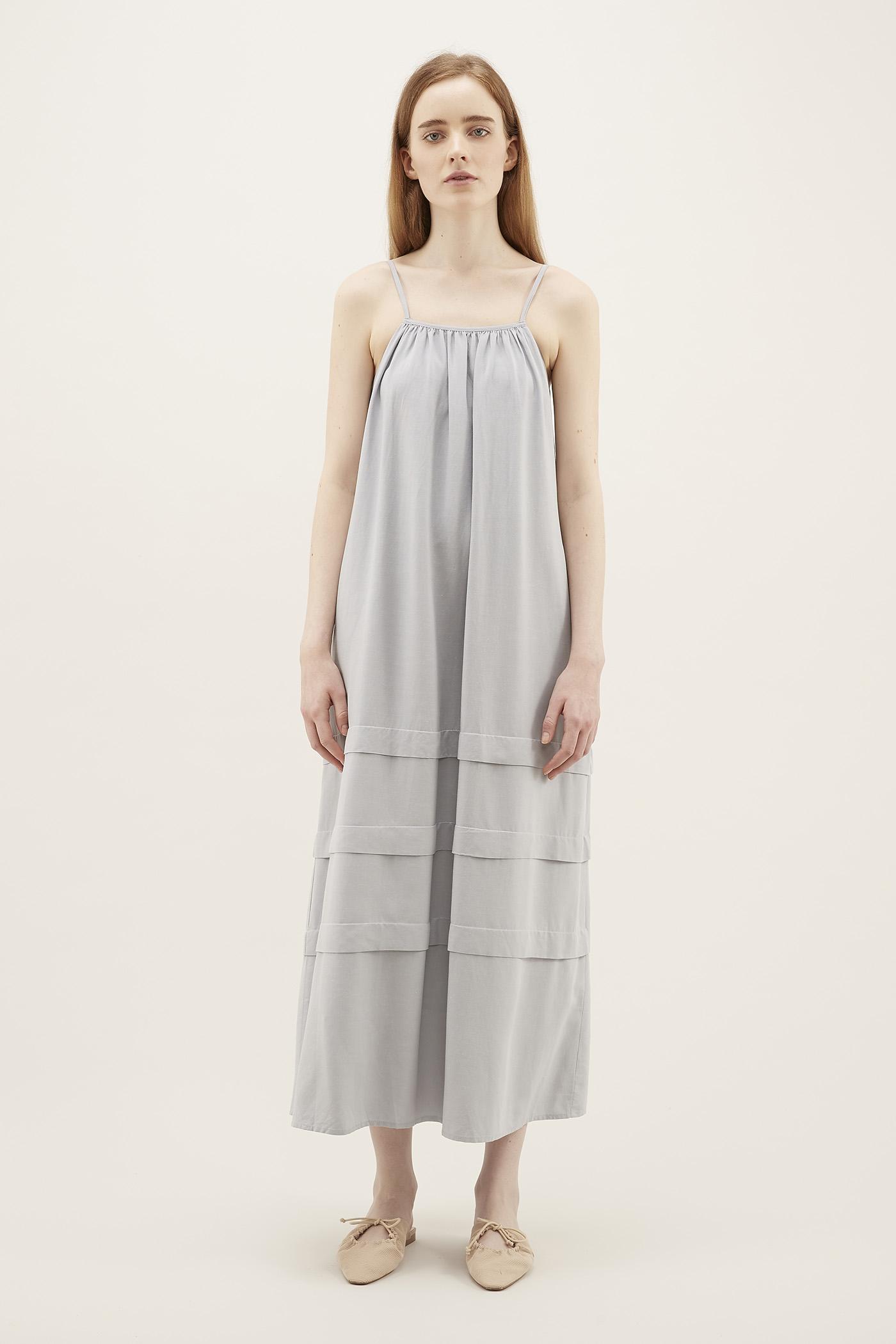 Jaileen Tiered Maxi Dress
