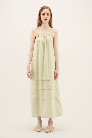 Jaileen Tiered Maxi Dress