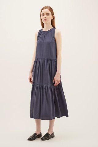 Jesalin Tiered Midi Dress