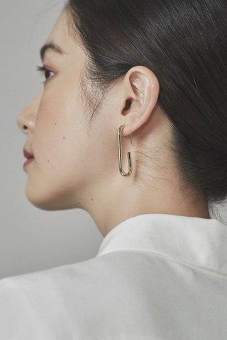Amaya Hoop Earrings