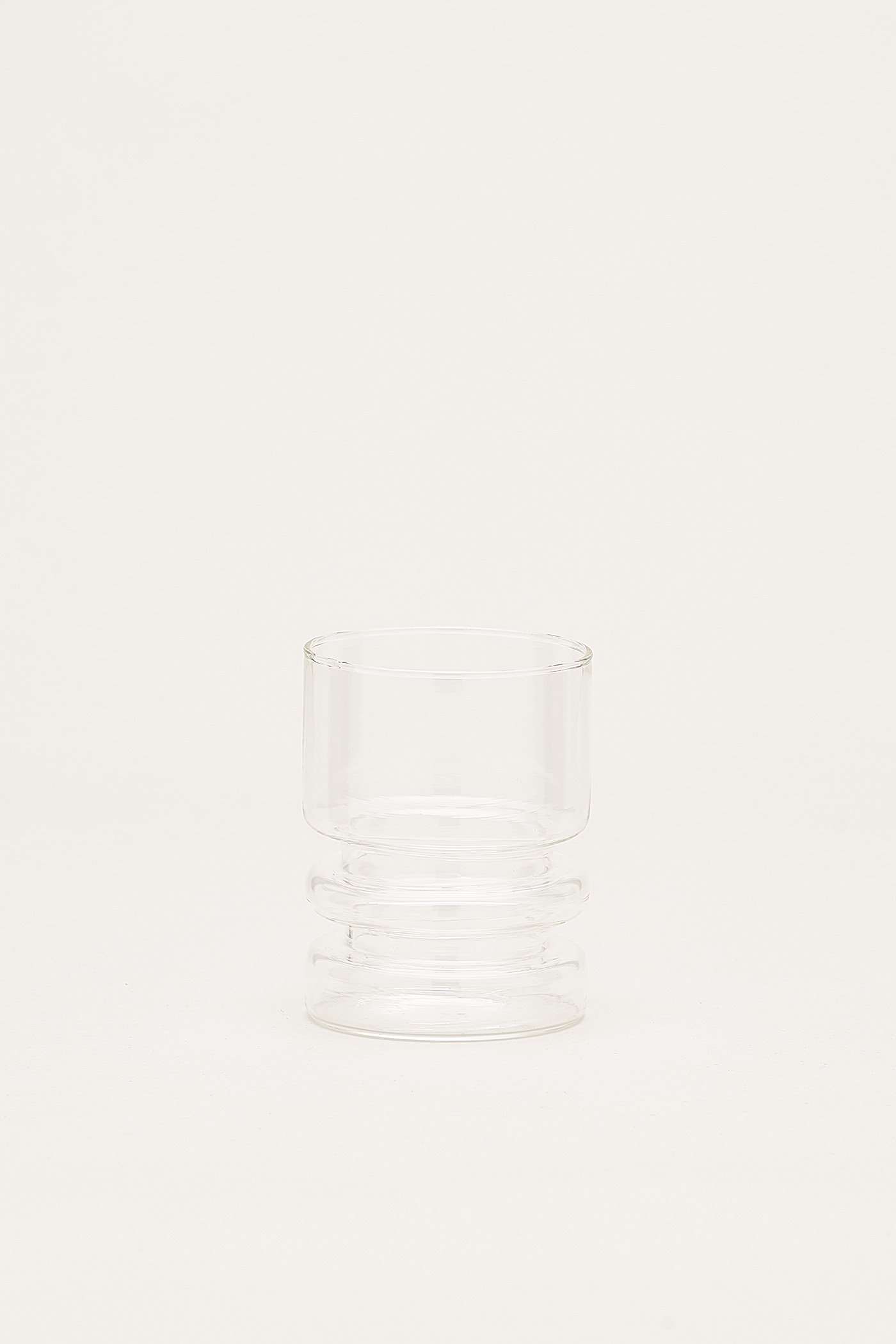 Ichendorf Rings Water Glass