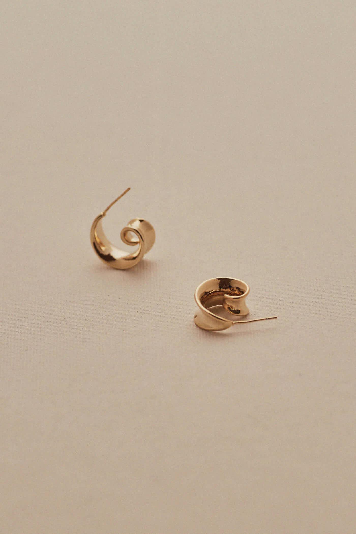 Charli Hoop Earrings