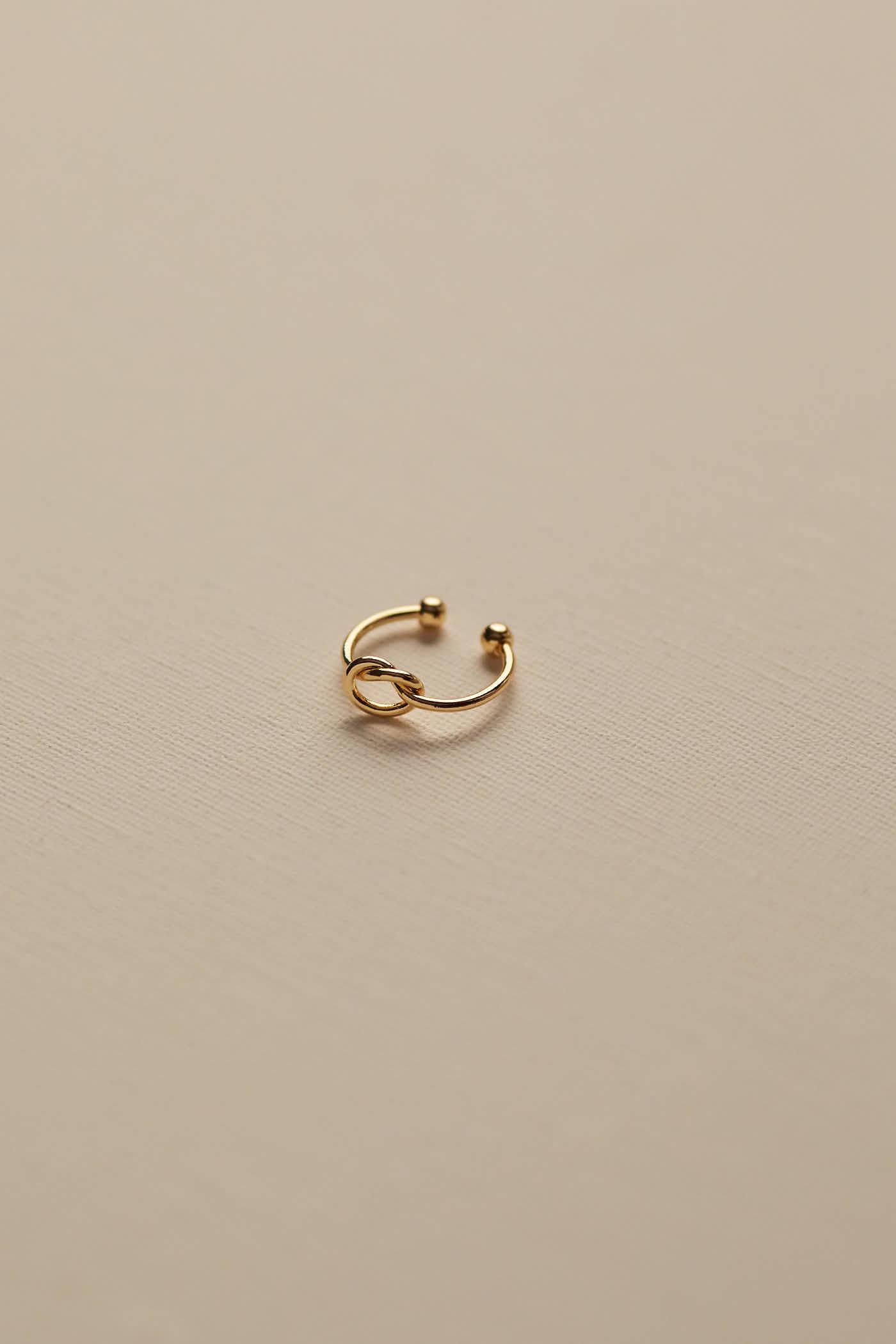 Tilda Knot Ring