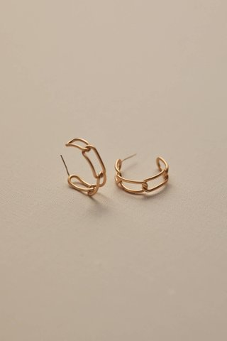 Gada Hoop Earrings