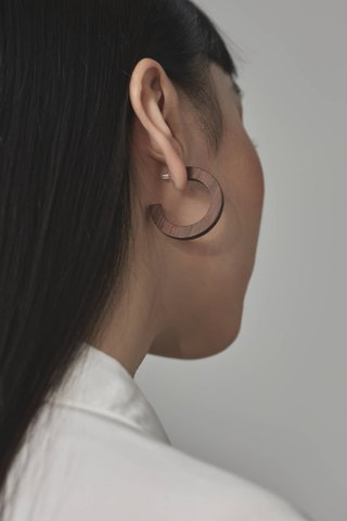 Margery Hoop Earrings