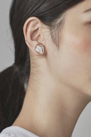 Diosa Studs Earrings