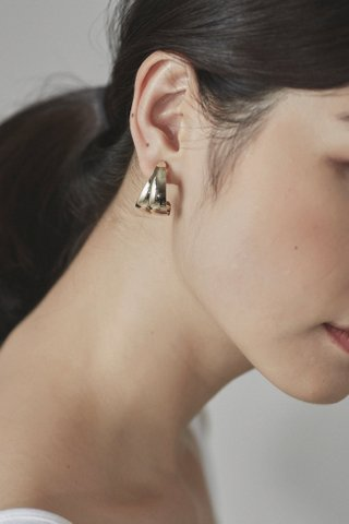 Deni Curve Earrings