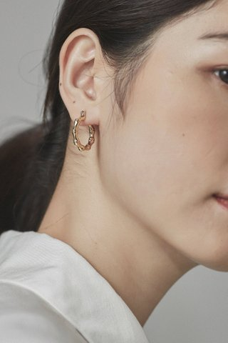 Aiden Hoop Earrings