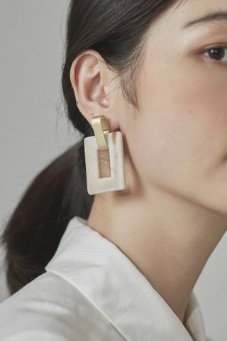 Heta Drop Earrings