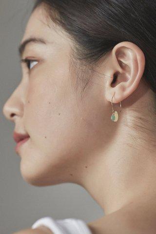 Iwa Hoop Earrings