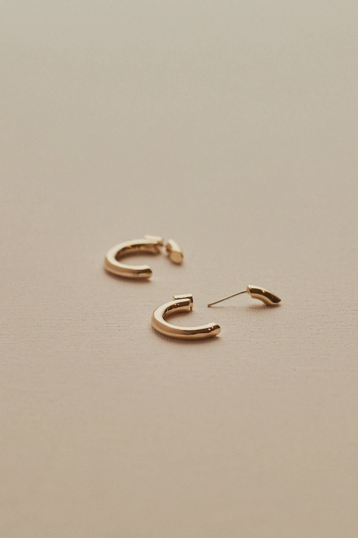 Valma Hoop Earrings