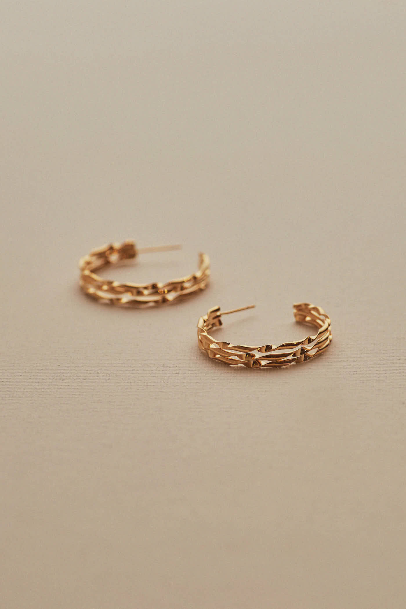 Dakota Hoop Earrings