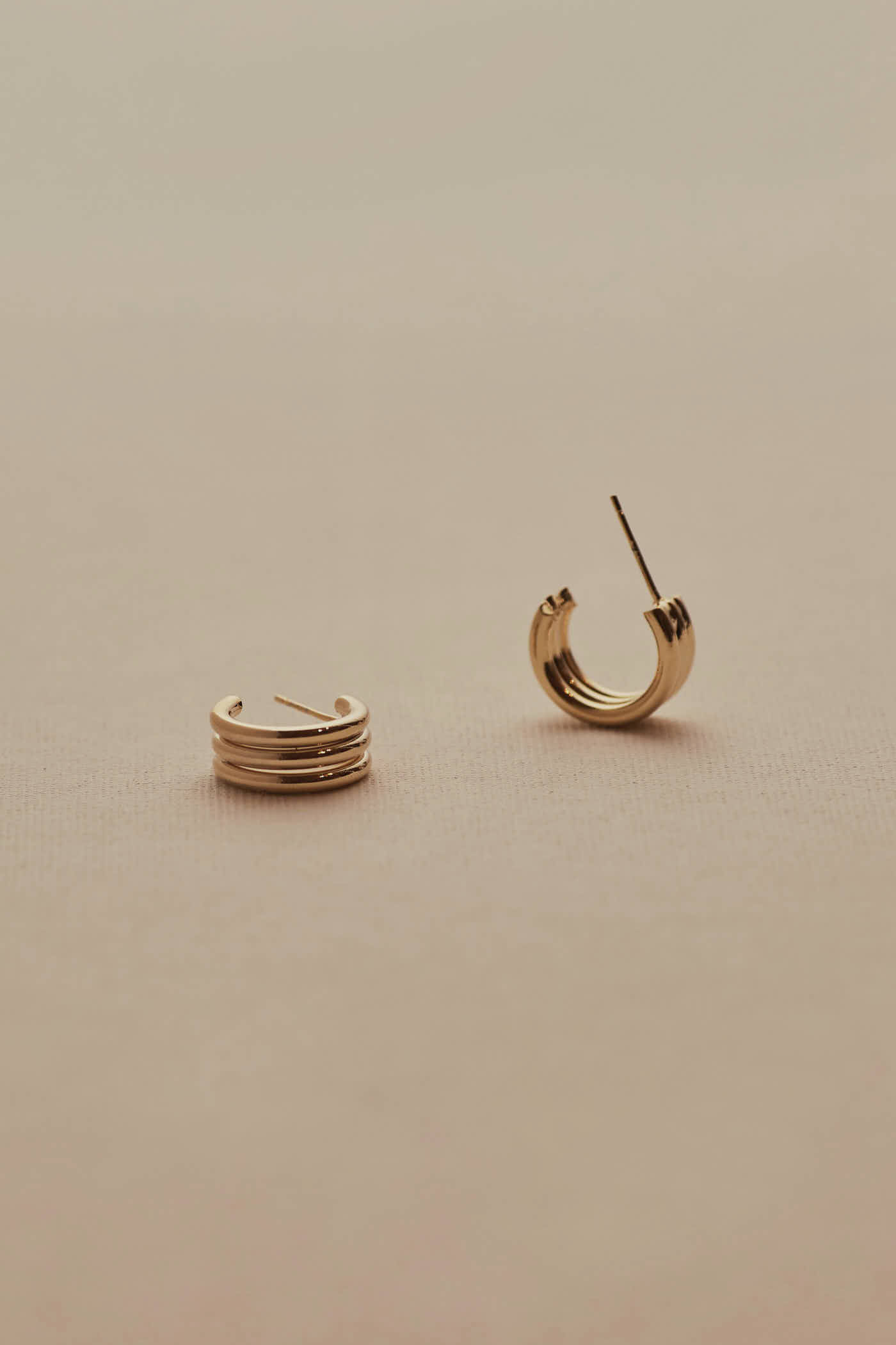 Emani Hoop Earrings
