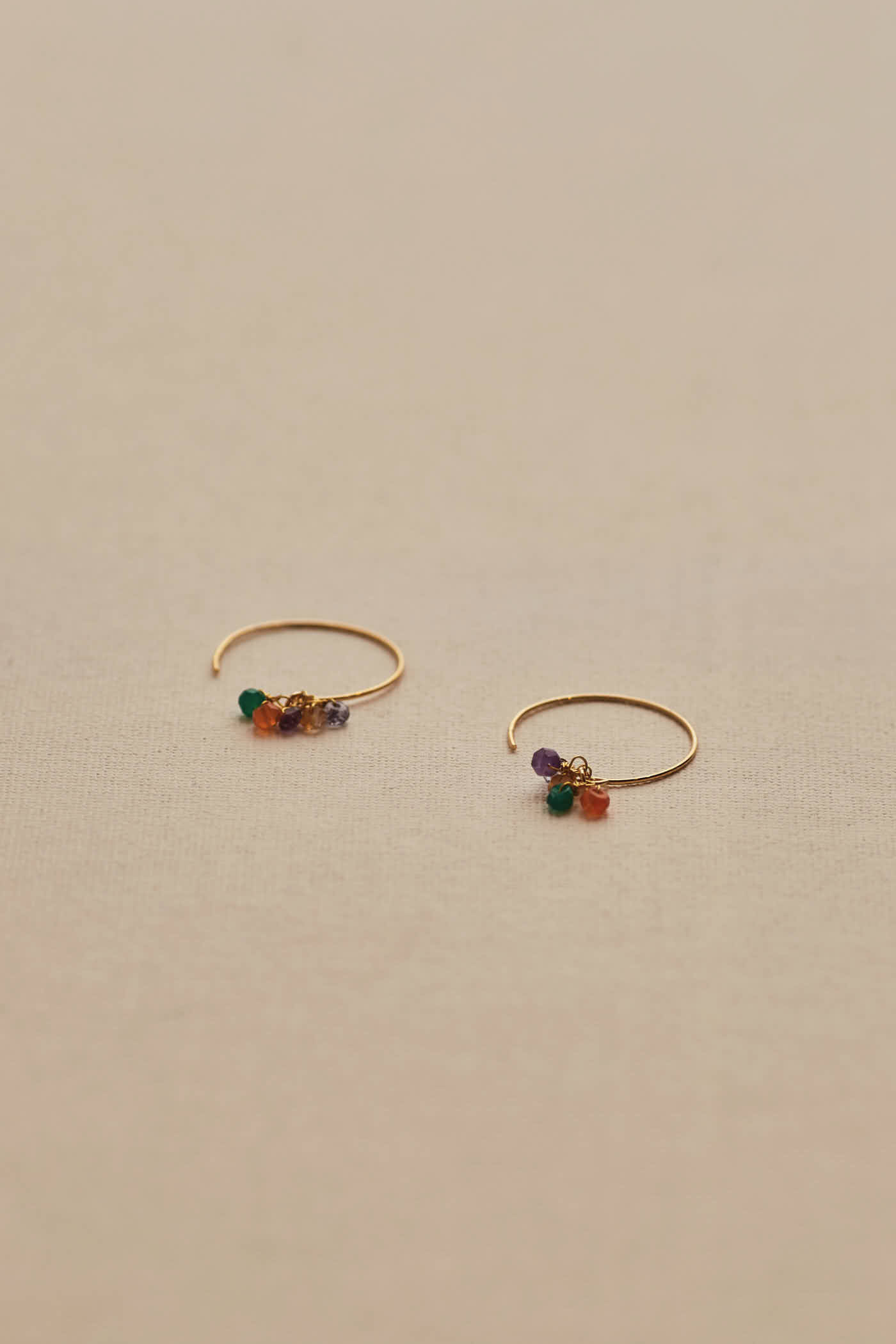 Orla Hoop Earrings