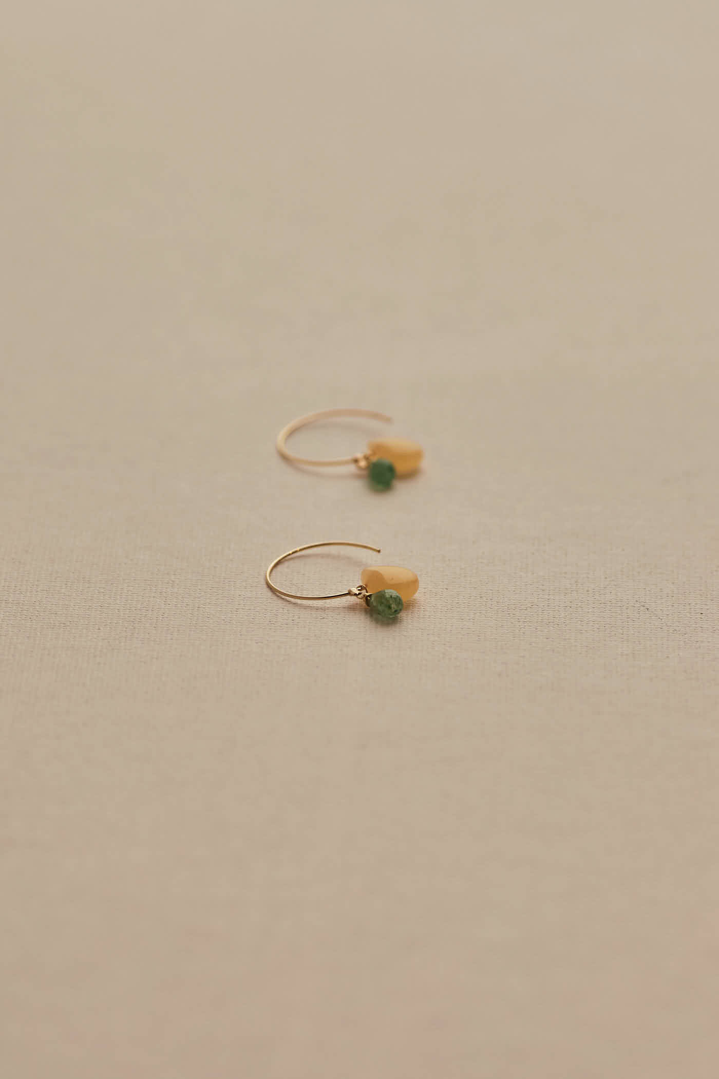 Iwa Hoop Earrings