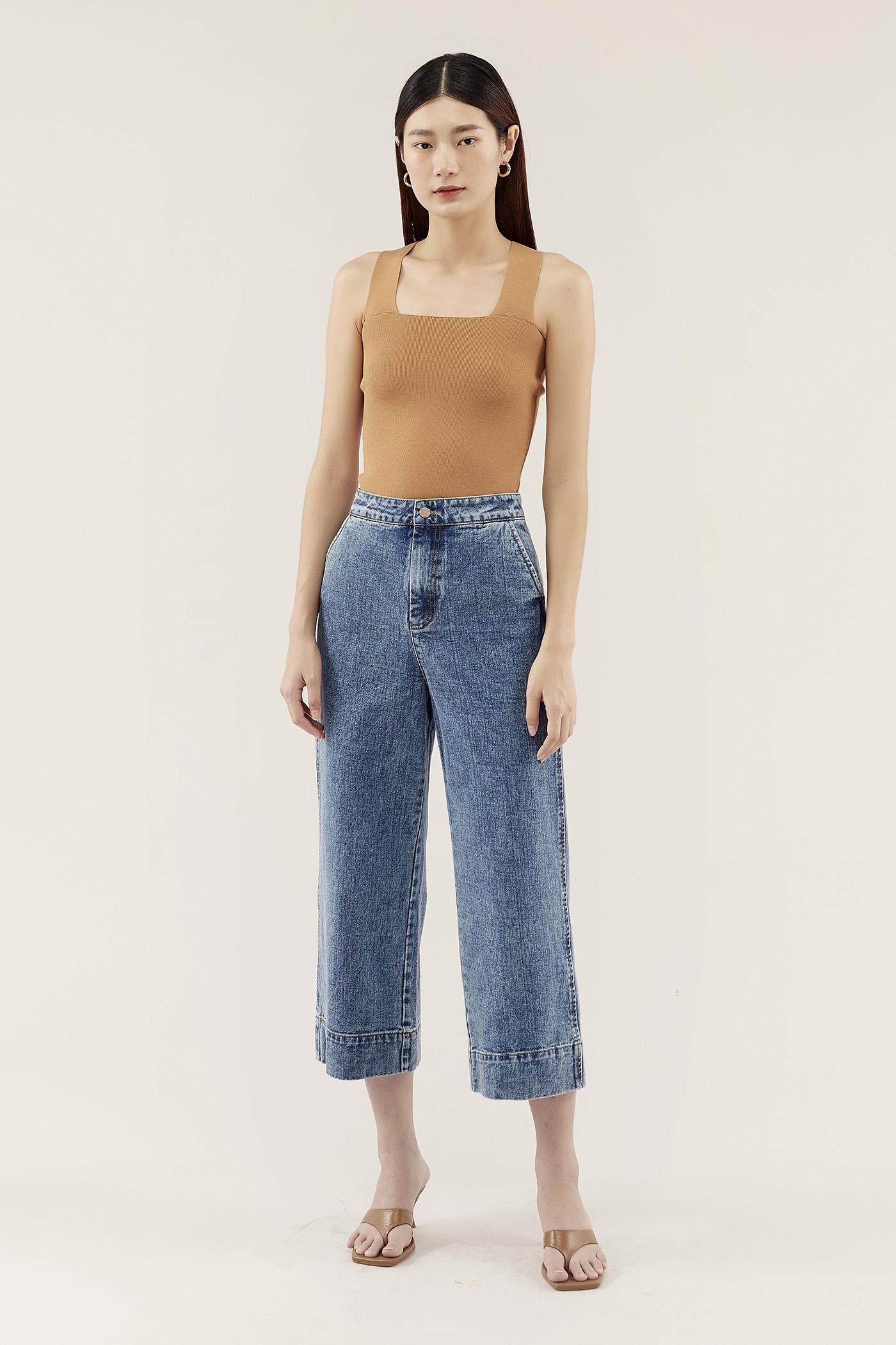 Kadee Crop Jeans