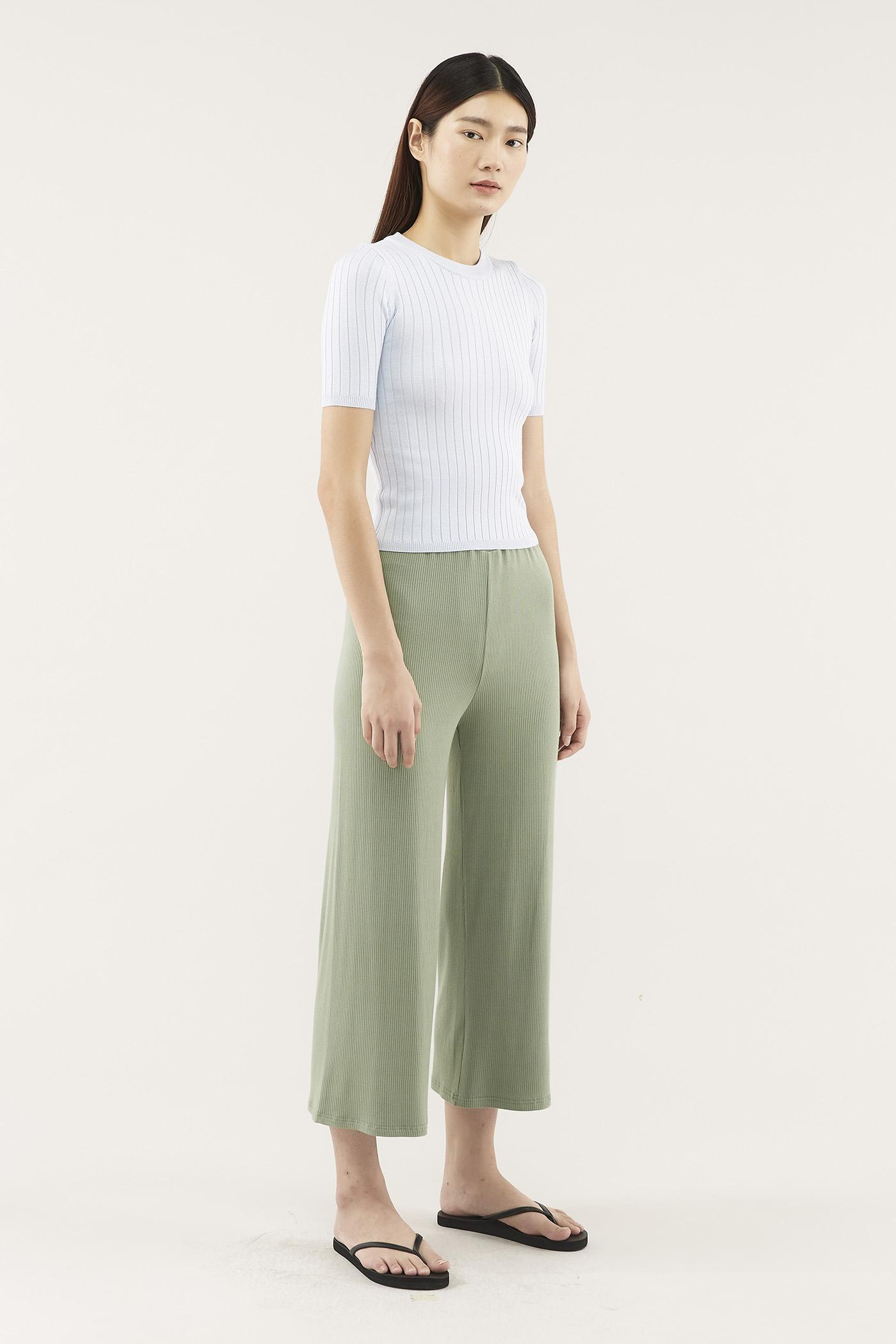 Laina Knit Blouse