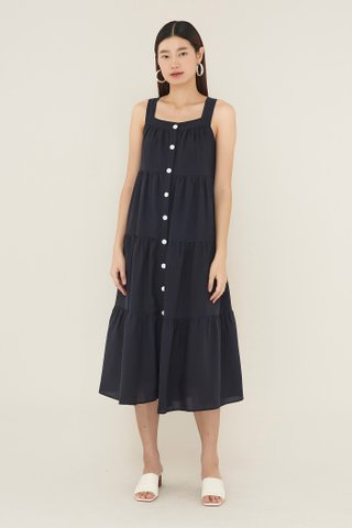 Nevin Tiered Maxi Dress
