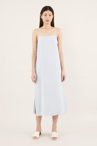Kyana Side-Button Dress