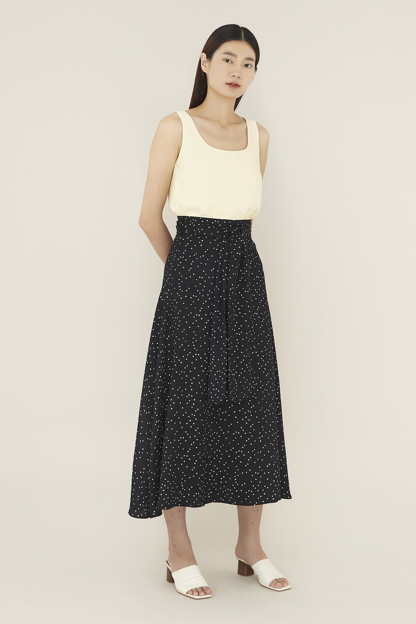Ellary Midi Skirt