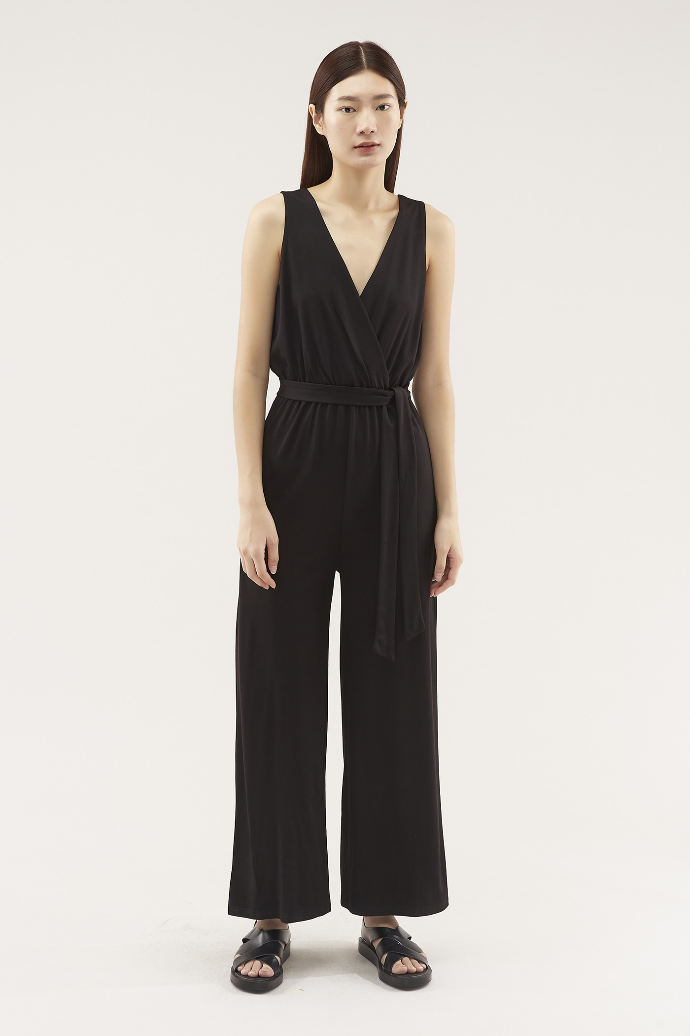 Maisie V-neck Jumpsuit