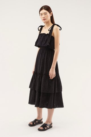 Calida Tiered Dress