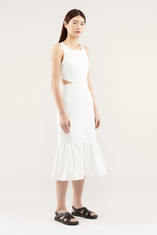 Aerona Cut-out Dress