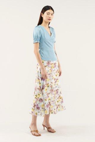 Caili Midi Skirt
