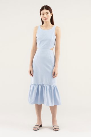 Aerona Cut-out Dress