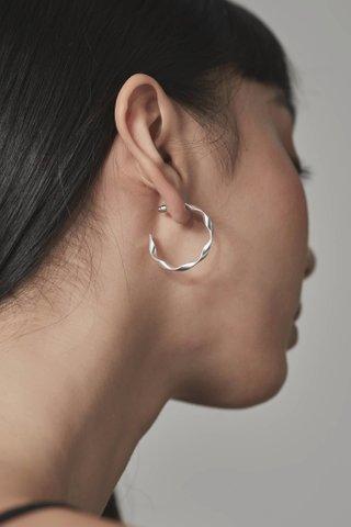 Caley Hoop Earrings