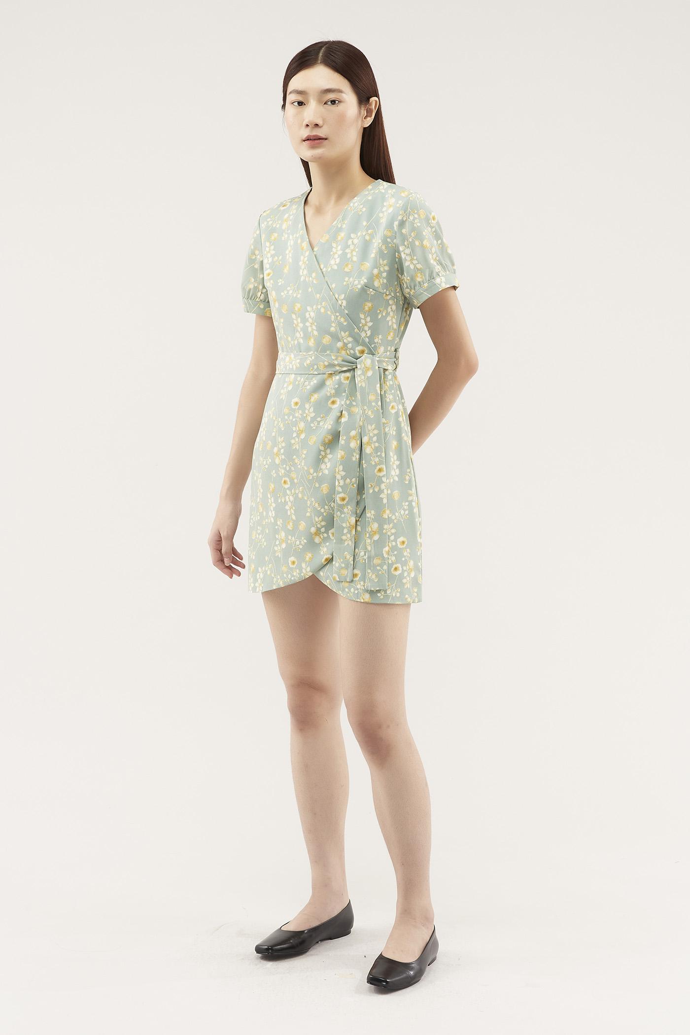 Annika Layered Dress