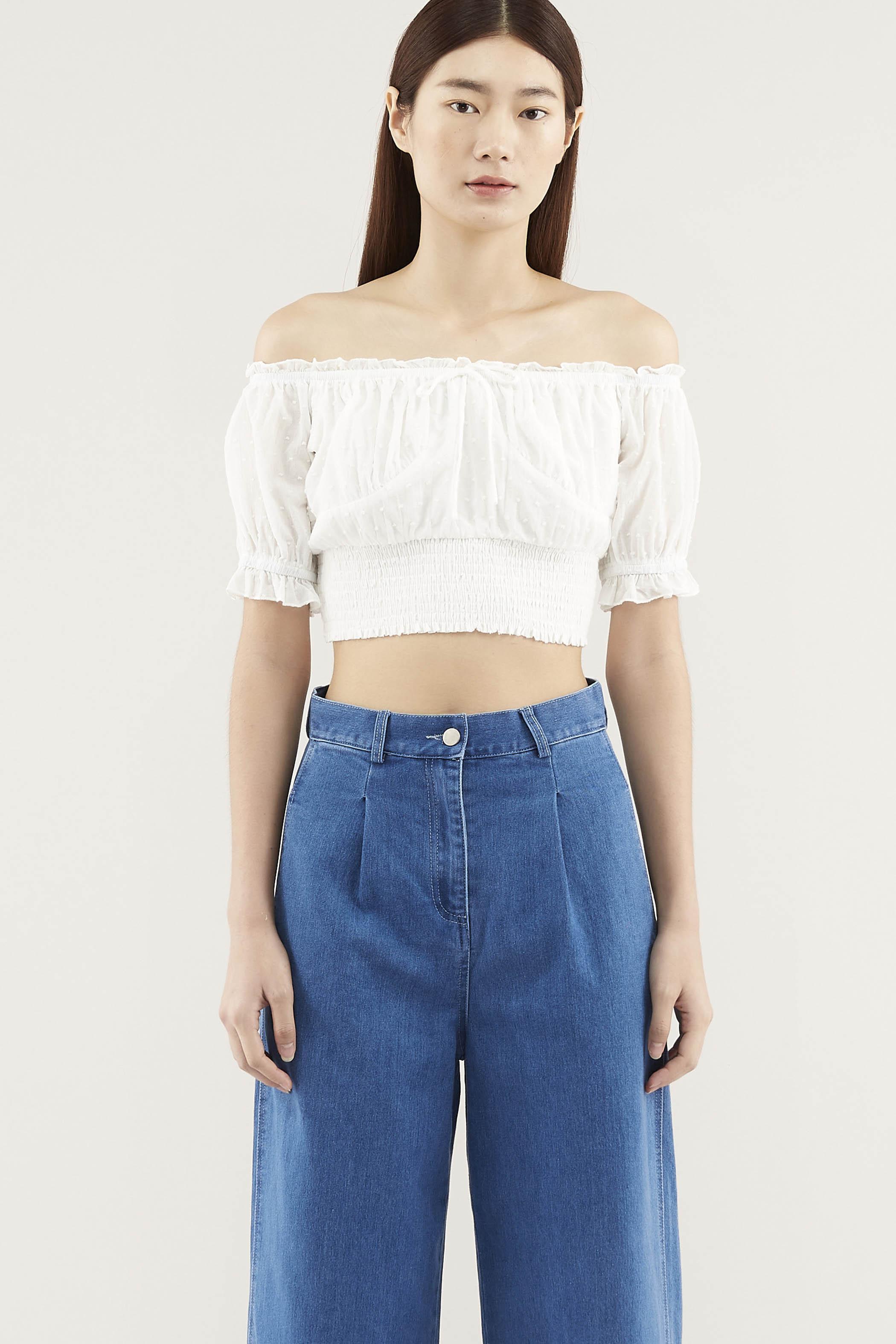 Eunisa Off-shoulder Top