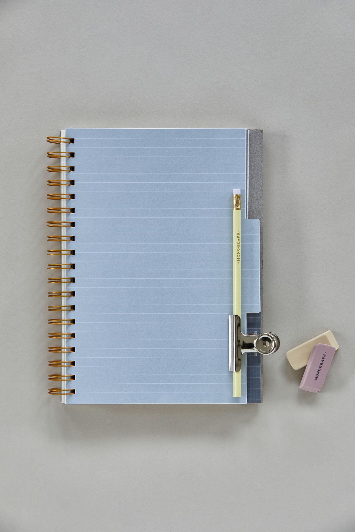 Monograph Note Book