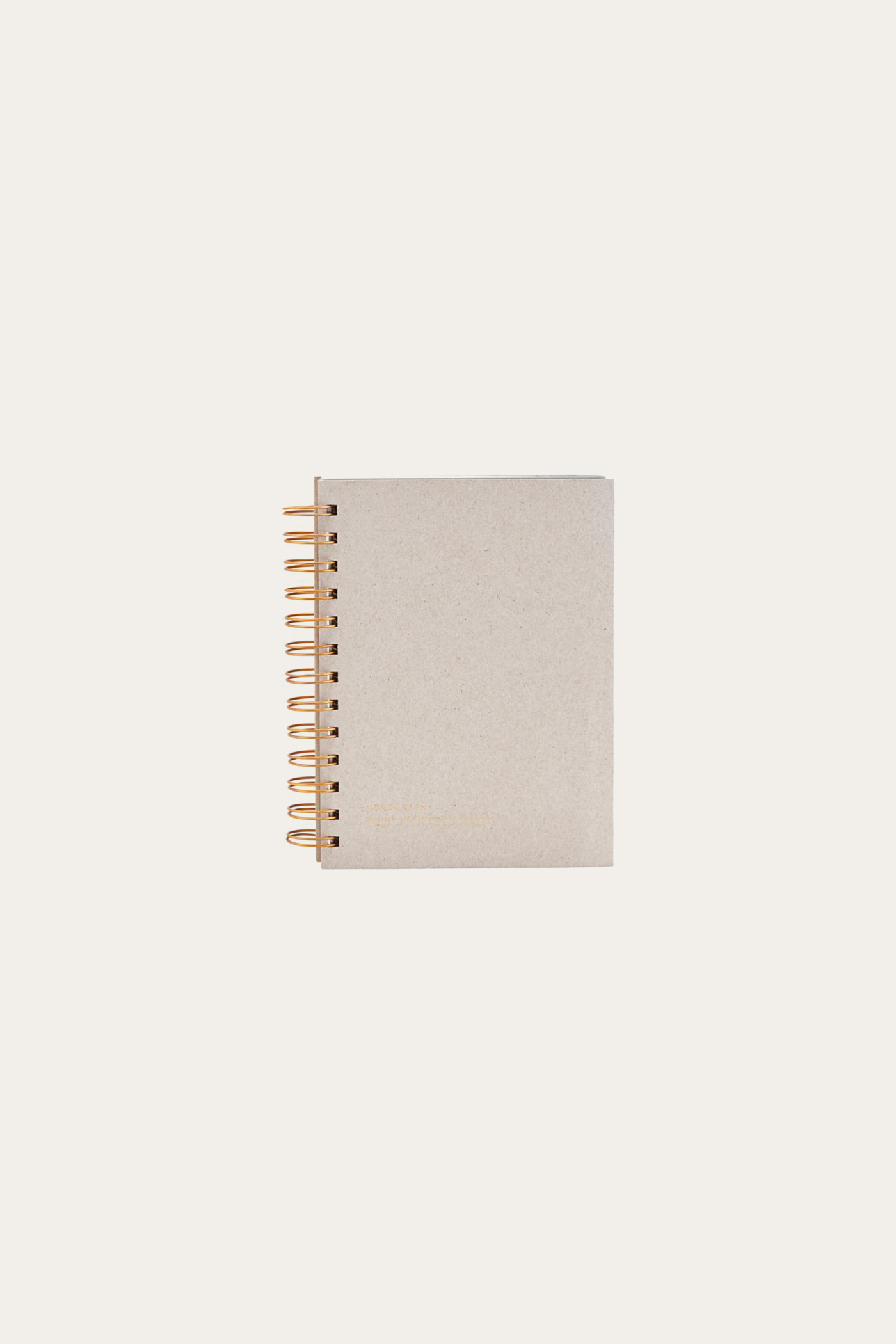 Monograph Small Note Book
