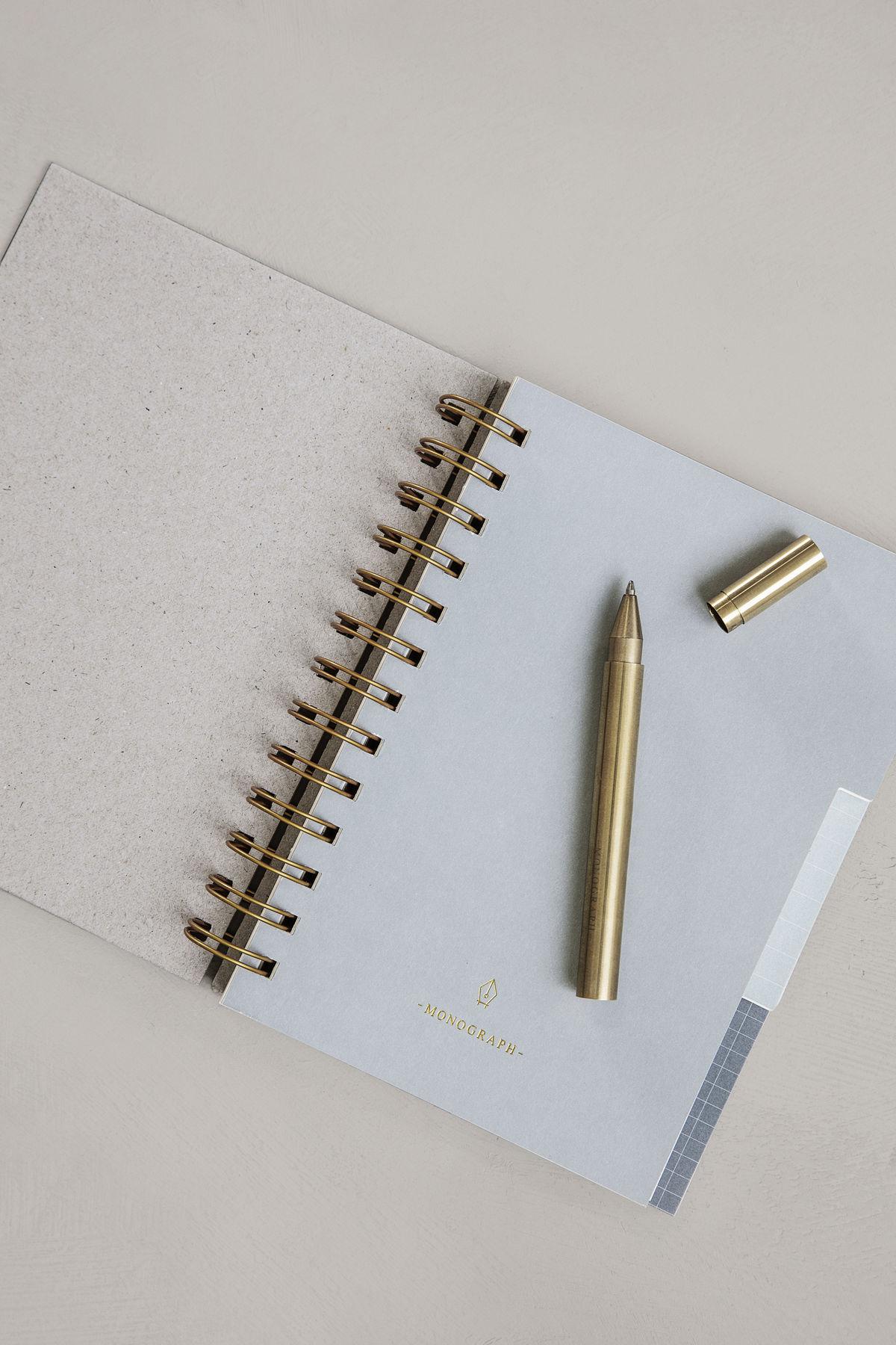 Monograph Pen