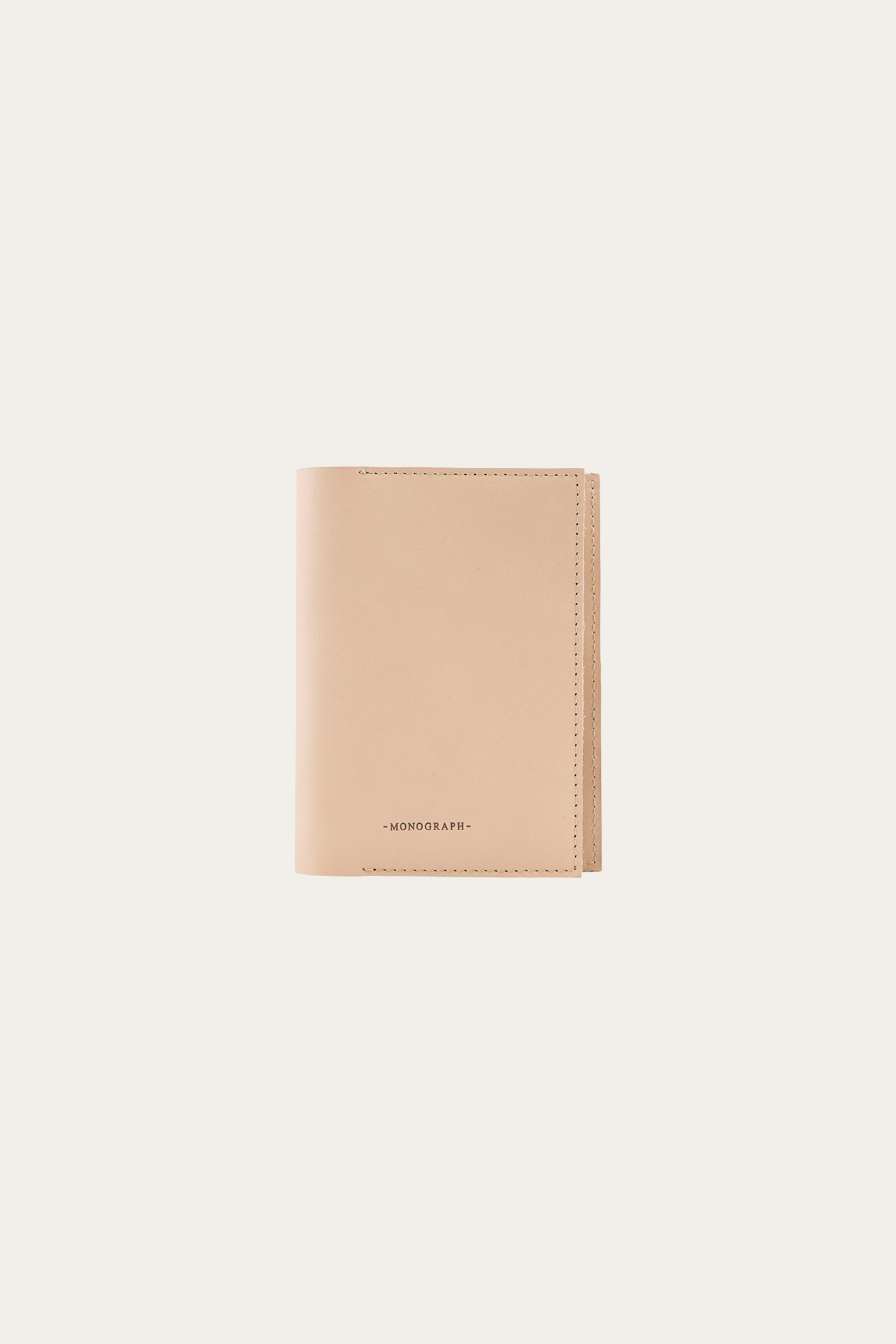 Monograph Passport Holder