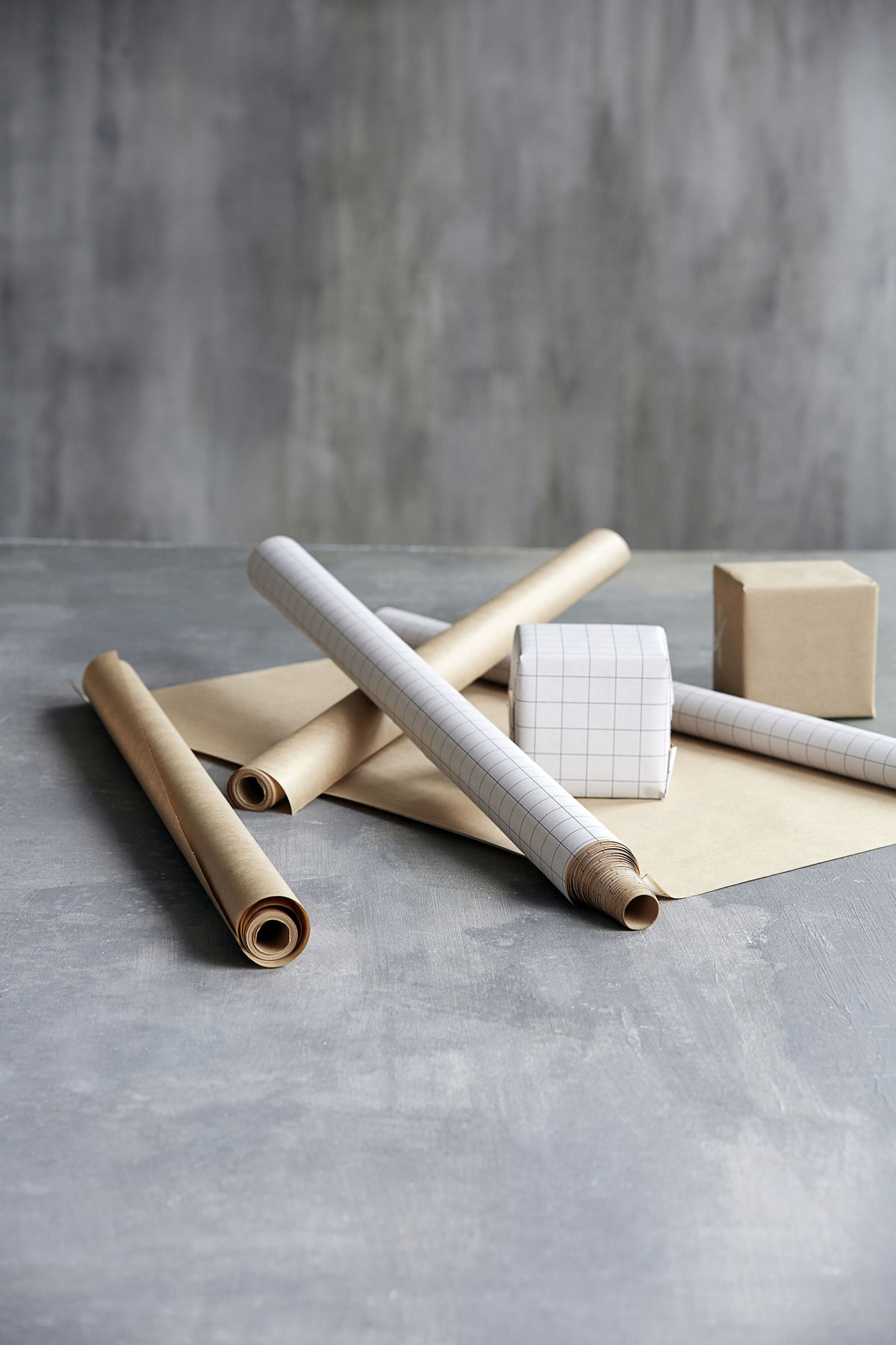 Monograph Gift Wrapping Paper
