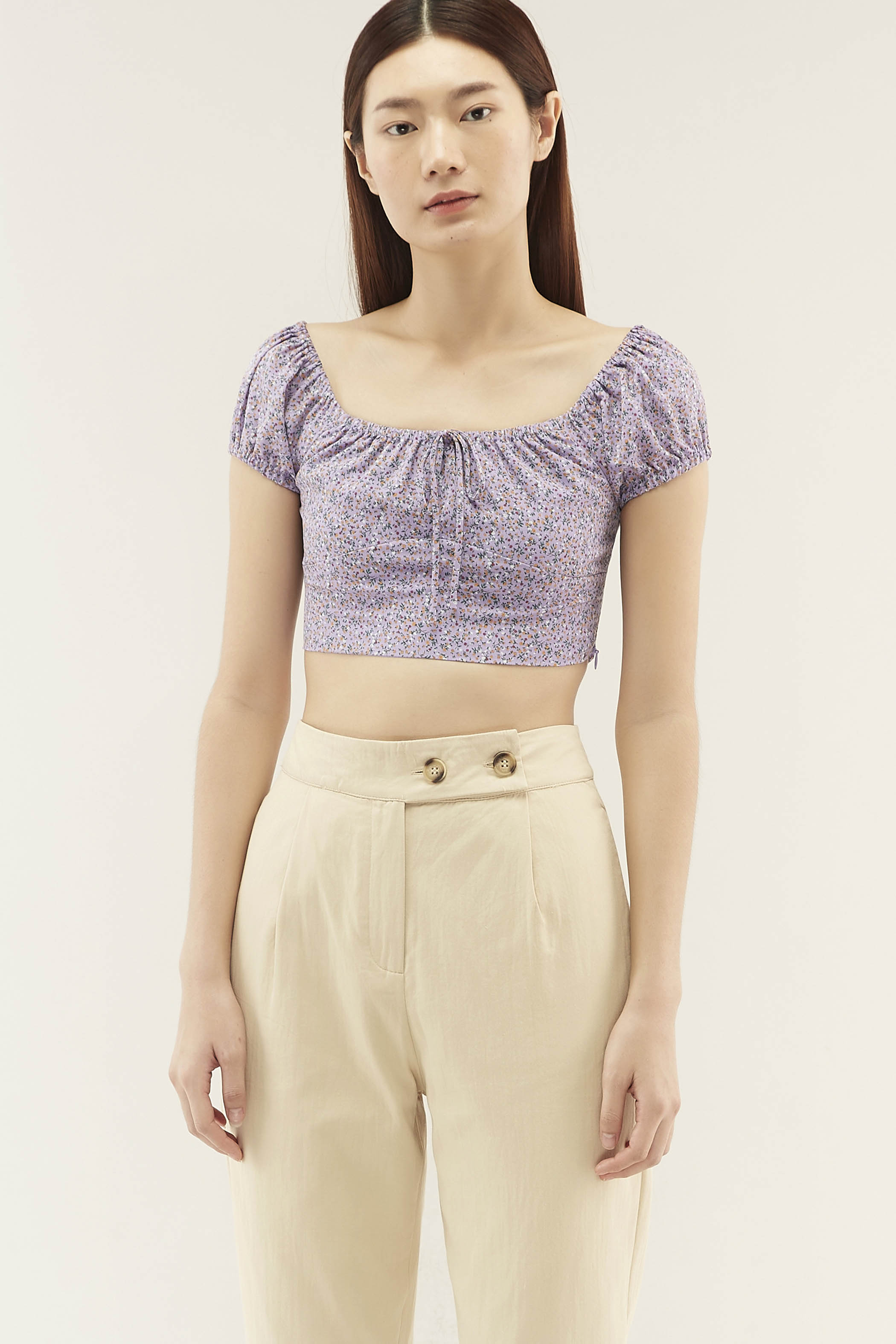 Taniya Crop Top