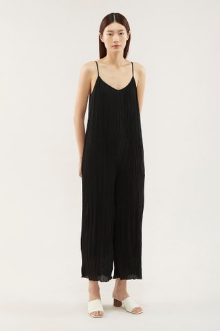 Daiyana Pleat Jumpsuit