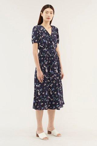 Rayca Wrap Dress