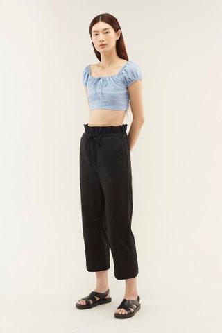 Deavan Paperbag Pants