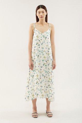 Aarica Strap-tie Dress
